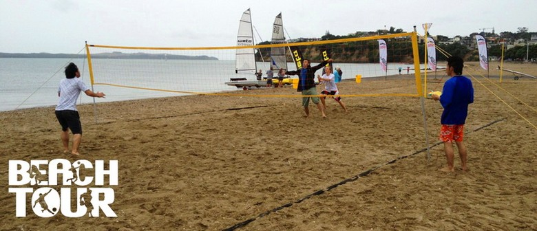The Beachtour finals presented by ZM