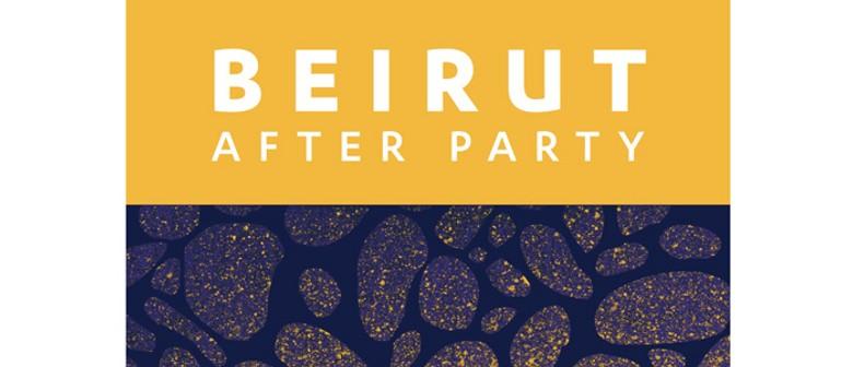 Beirut After Party w/ DJ Paul B Collins (Beirut)