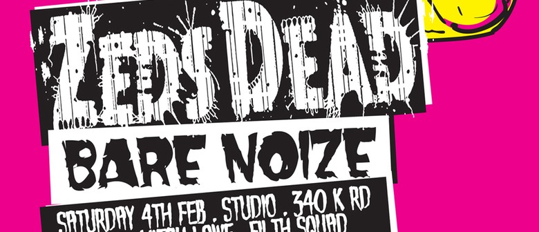 Zed's Dead and Bare Noize