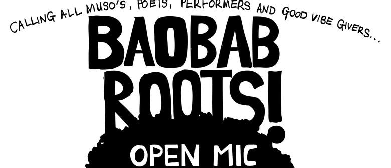 Baobab Roots