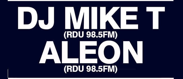 Friday Night Shuffle Club - DJ Mike T & Aleon