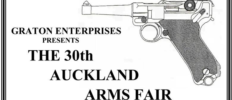 30th Auckland Antique Arms Fair