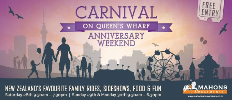 Carnival on Queen's Wharf