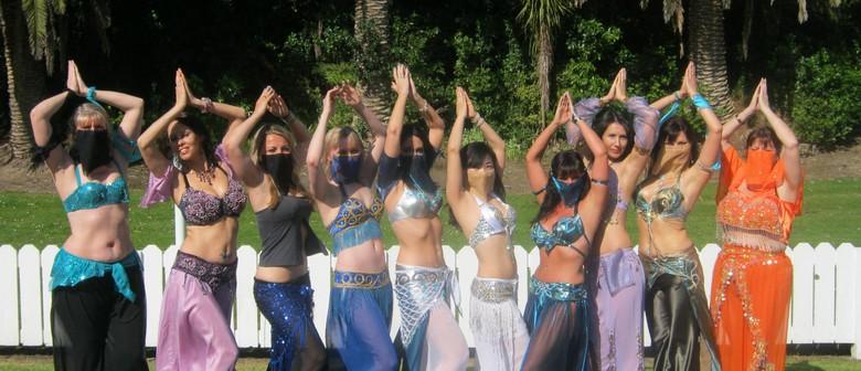 Intermediate Belly Dance Lessons