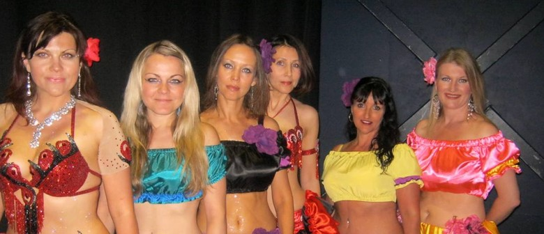 Belly Dance Lessons for Advanced