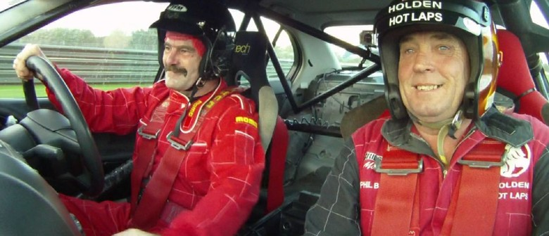 V8 Holden Race Drive Experience