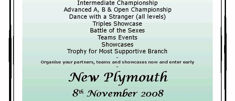 Third Taranaki Ceroc Championships
