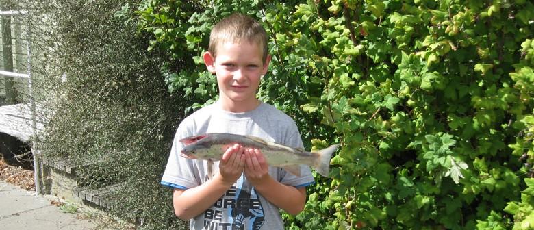 Lake Tekapo Fishing Competition