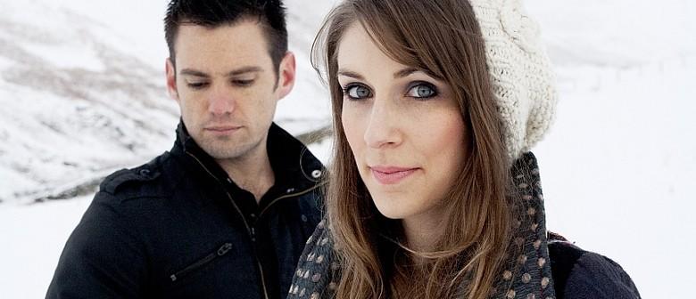 Emily Smith and Jamie McClennan