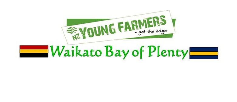 Waikato - Bay of Plenty Young Farmers Region AGM