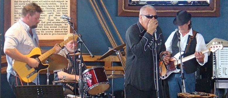 Dairy Flat Live Blues Club Presents Stingray