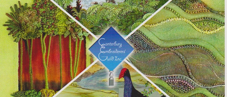 Canterbury Embroiderers Guild Inc Embroidery Exhibition