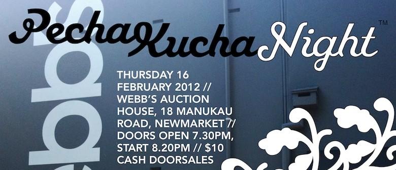Pecha Kucha Night Auckland vol.29