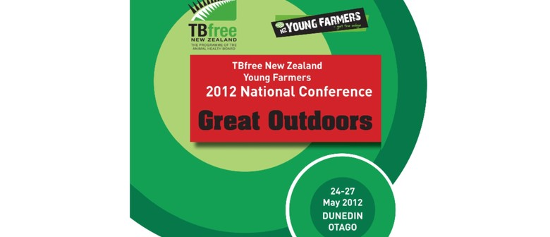 TBfree New Zealand Young Farmers 2012 Conference Bus Trip