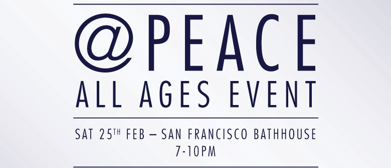 @Peace w/ Guests All Ages Party