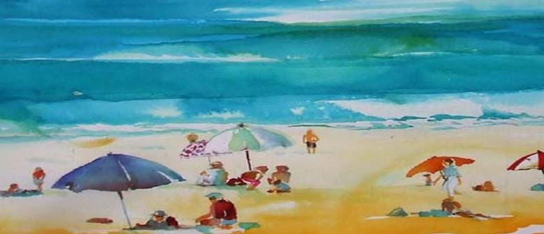 Wonderful Watercolour with Lena Zankl