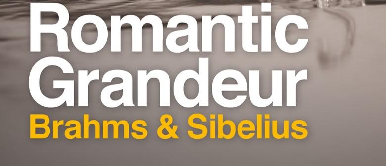 Southern Sinfonia's Romantic Grandeur: Brahms & Sibelius