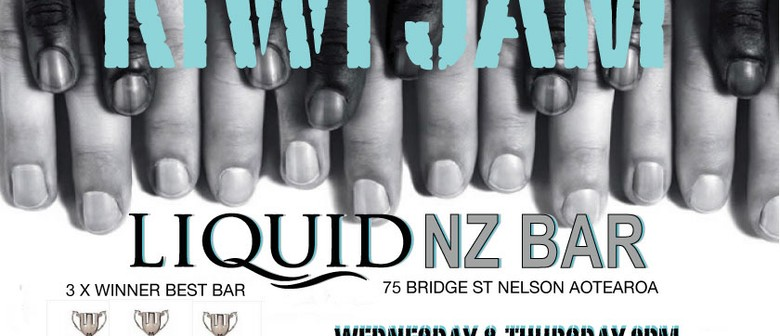 Kiwi Jam - Free for All Jam Session