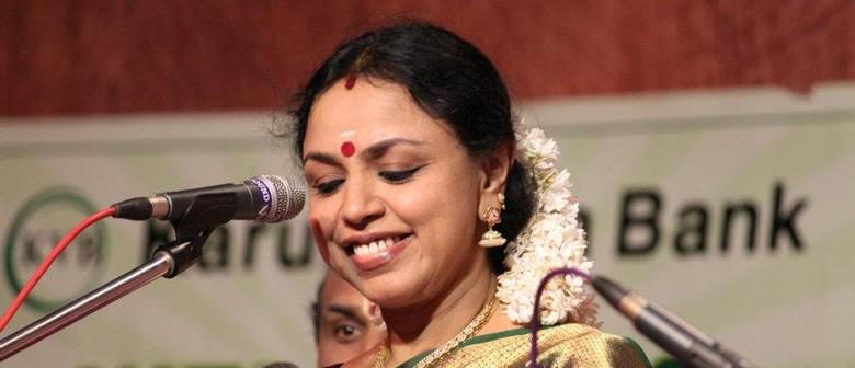 Sudha Ragunathan - Carnatic Vocal Concert