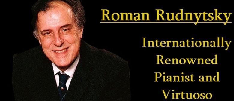 Roman Rudnytsky Piano Recital