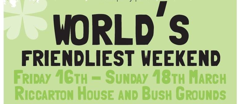 Worlds Friendliest Weekend