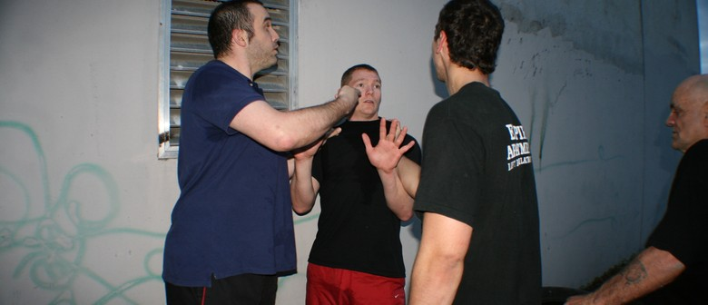 Advanced Self Defence Mega Weekend