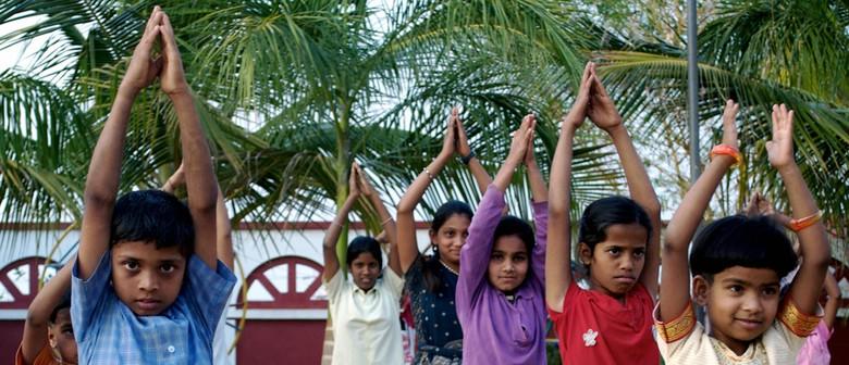 Yoga Class - Yoga Stops Traffick