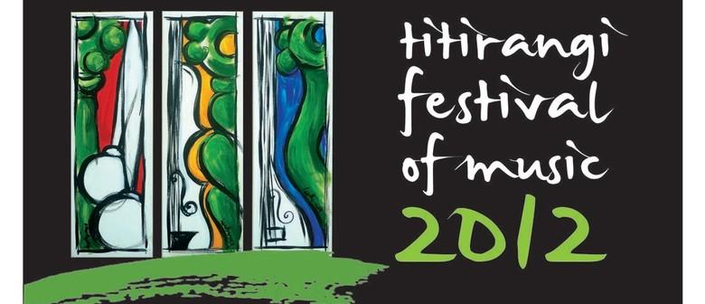Spiral - Titirangi Festival of Music