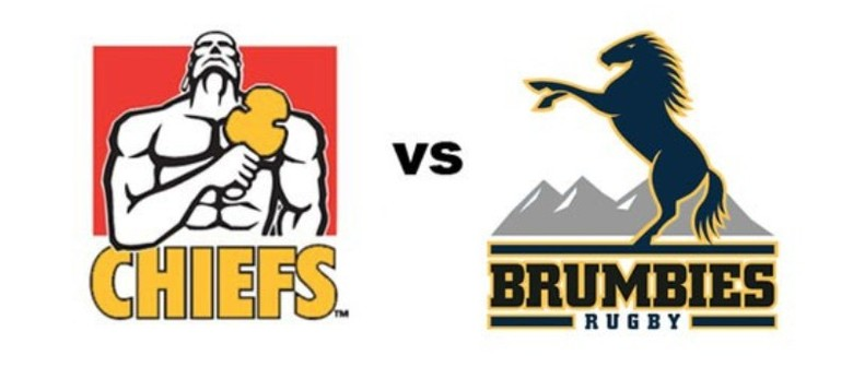 Investec Super Rugby - Chiefs Vs Brumbies