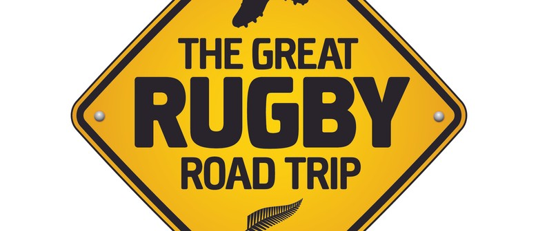 Great Rugby Road Trip featuring Webb Ellis Cup