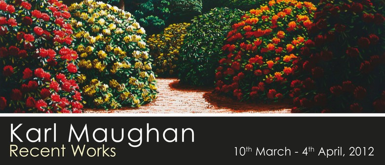 Karl Maughan: Recent Works (2012)