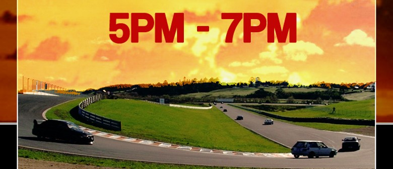 Drive Your Own Car On a Racing Track - Twilight Session