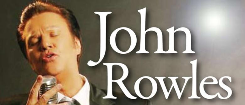 John Rowles