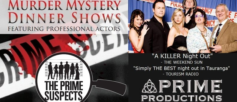 St Patrick's Day Comedy Murder Mystery Dinner Show