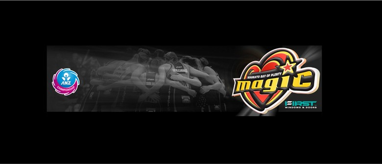 Waikato/BOP Magic vs Canterbury Tactix
