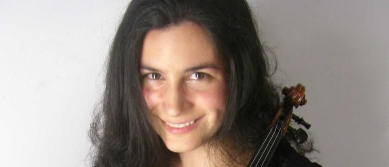 AK Barok - Viva Vivaldi! with Violinist Lara Hall