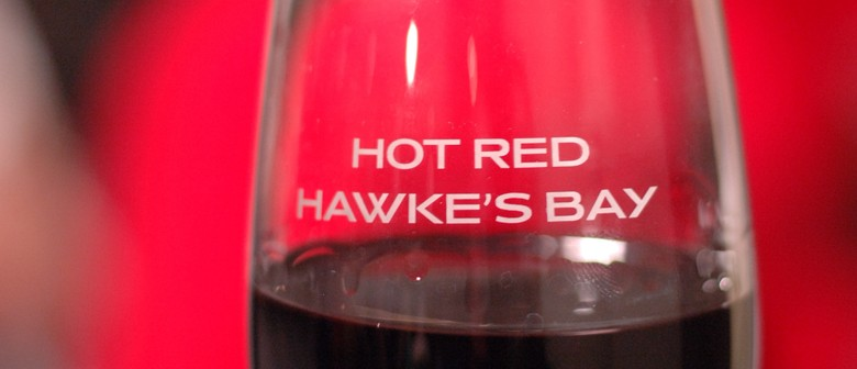 Hot Red Hawke's Bay Wine Expo