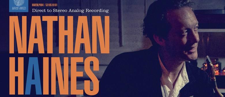Nathan Haines Saxophone Workshop Concert