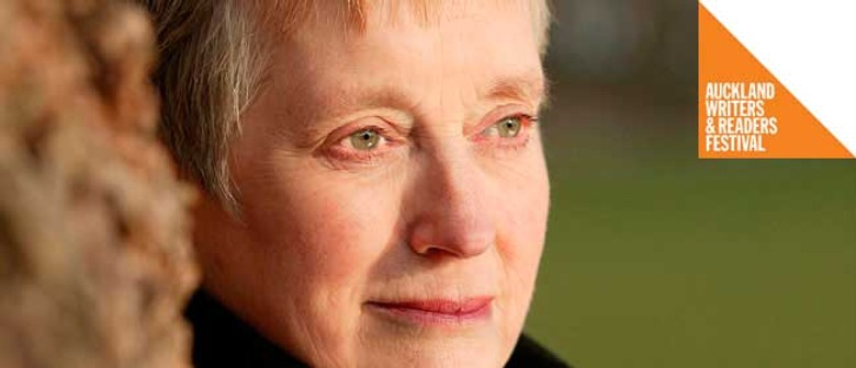 Spy Stories: Lunch with Stella Rimington