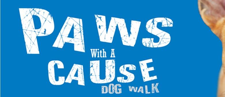 Wellington SPCA's Paws with a Cause Dog Walk