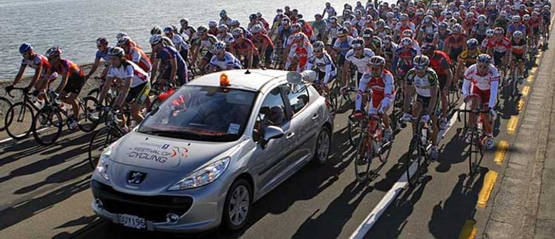 Armstrong Peugeot Festival of Cycling