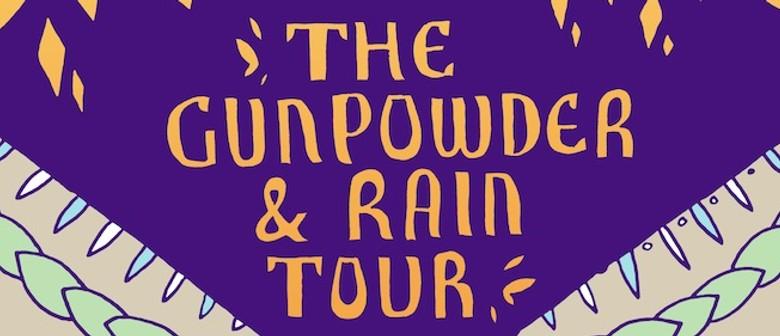 The Checks - Gunpowder and Rain Tour