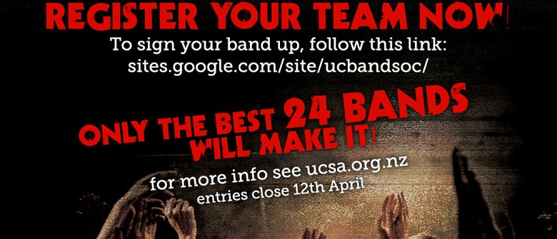 UCSA and Band Soc Present Battle of The Bands 2012
