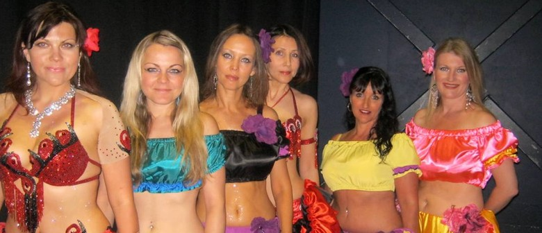 Belly Dance Lessons for Advanced - Intensive Course