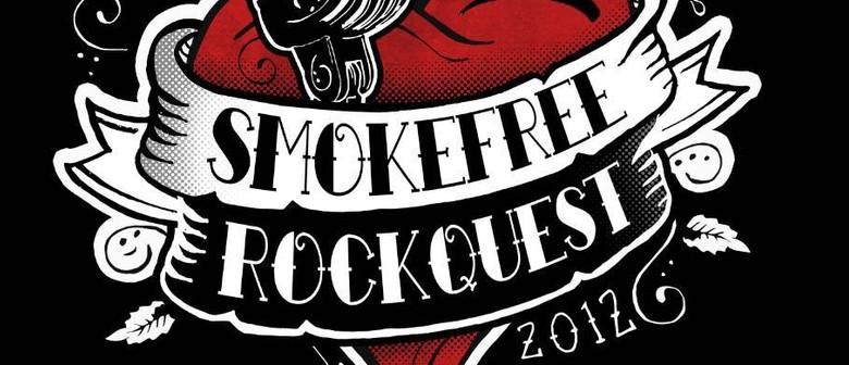 Smokefree Rockquest 2012 - Regional Final