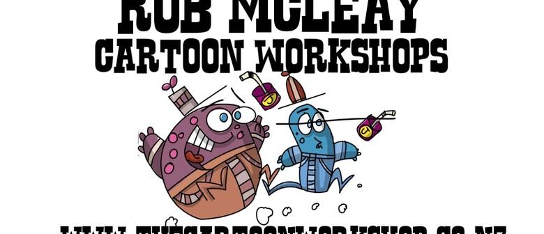 After School Cartoon Workshops