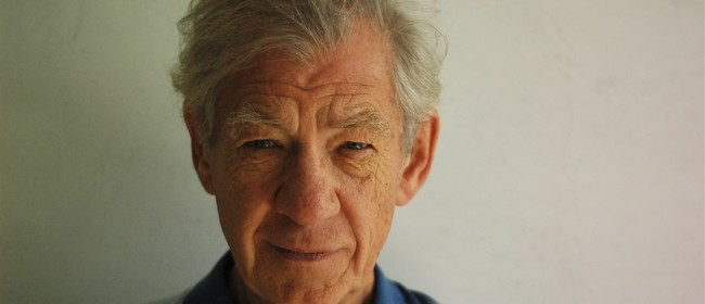 Ian McKellen on Stage - with Shakespeare, Tolkien and You: SOLD OUT