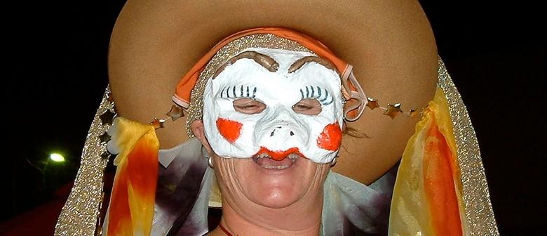 Nelson Arts Festival - Masked Parade