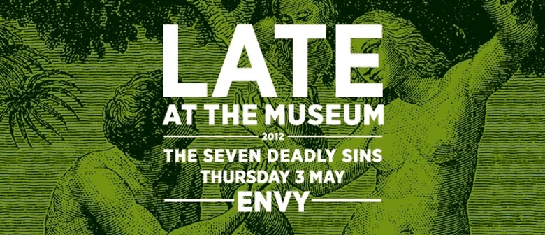 LATE at the Museum: The Seven Deadly Sins - Envy