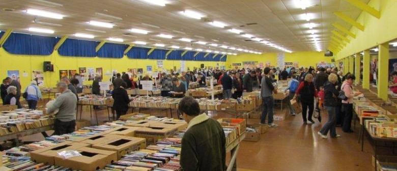 Red Cross Book Sale